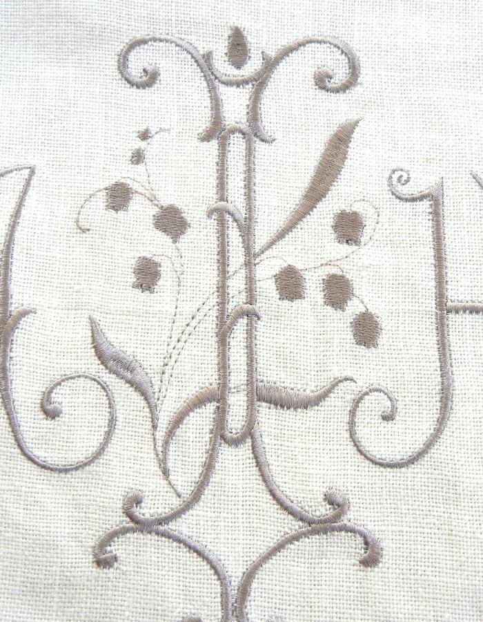 Monogram 7