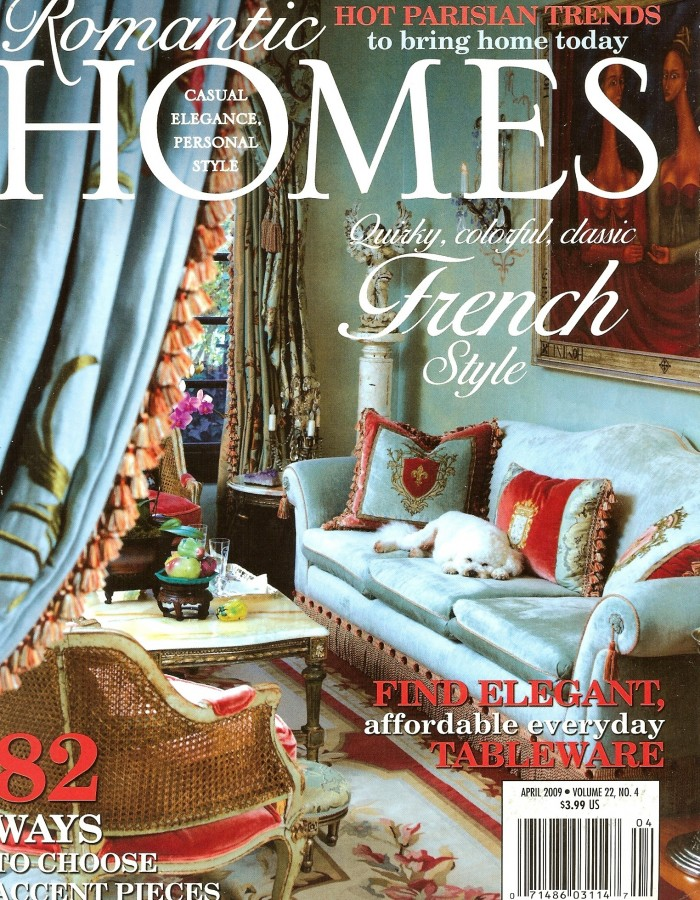 Romantic HomesV1 1