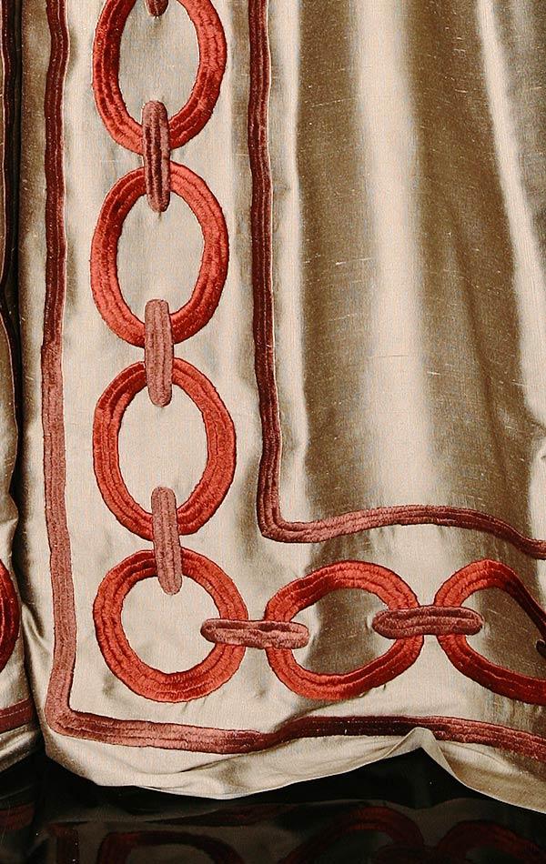 Chain Link Silk